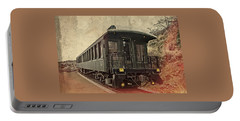 Virginia City Pullman Car Portable Battery Charger