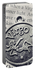 Virgo Virtues  Portable Battery Charger