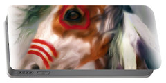 Visionary War Horse Portable Battery Charger