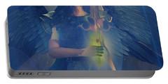 Vitiligo Angel Portable Battery Charger