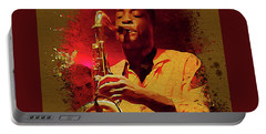 Viva Hot Jazz Portable Battery Charger