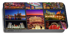 Viva Las Vegas Collection Portable Battery Charger
