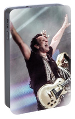 Vivian Campbell - Campbell Tough Portable Battery Charger by Luisa Gatti