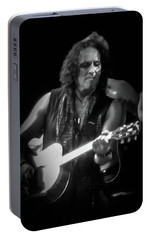 Vivian Campbell - Campbell Tough3 Portable Battery Charger by Luisa Gatti