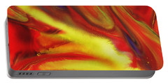 Vivid Abstract Vibrant Sensation IIi Portable Battery Charger