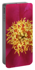 Vivid Flower Portable Battery Charger