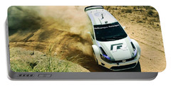 Volkswagen Polo Rally Portable Battery Charger