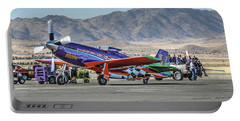 Voodoo Engine Start Sunday Gold Unlimited Reno Air Races Portable Battery Charger
