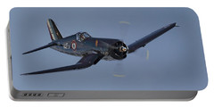 Vought Corsair Portable Battery Charger by Pat Speirs
