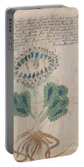 Voynich Flora 11 Portable Battery Charger