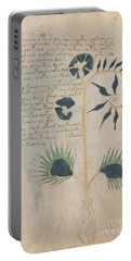 Voynich Flora 12 Portable Battery Charger