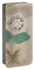 Voynich Flora 14 Portable Battery Charger