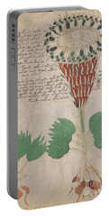 Voynich Flora 15 Portable Battery Charger
