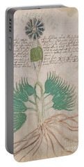 Voynich Flora 16 Portable Battery Charger