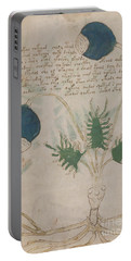 Voynich Flora 20 Portable Battery Charger