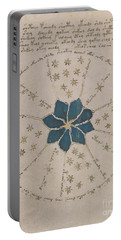 Voynich Manuscript Astro Rosette 2 Portable Battery Charger