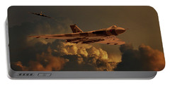 Vulcan Bombers Into The Storm Portable Battery Charger