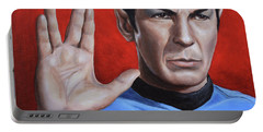 Vulcan Farewell Portable Battery Charger
