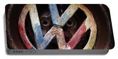 VW Portable Battery Charger by Joseph Skompski