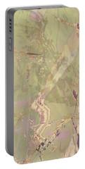 Wabi Sabi Ikebana Revisited Shabby 1 Portable Battery Charger