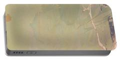 Wabi Sabi Ikebana Revisited Shabby 2 Portable Battery Charger