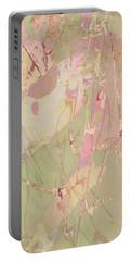 Wabi Sabi Ikebana Revisited Shabby 4 Portable Battery Charger