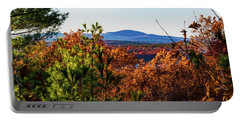 Wachusett In Fall Portable Battery Charger