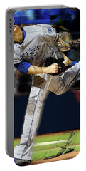 Wade Davis, Painting Game 5 World Series 2015 Champions Kansas City Royals Portable Battery Charger