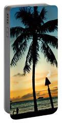 Waikiki Sunset Portable Battery Charger