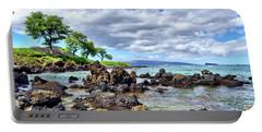 Wailea Beach #2 Portable Battery Charger