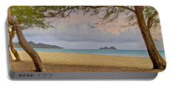 Waimanalo Beach Portable Battery Charger