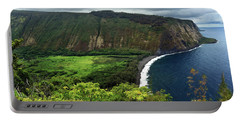 Waipio Valley Portable Battery Charger