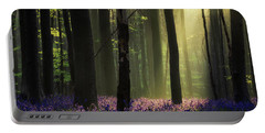 Waiting For Spring Portable Battery Charger