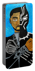 Wakanda Forever Portable Battery Charger