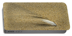 Wake Of A Feather Portable Battery Charger