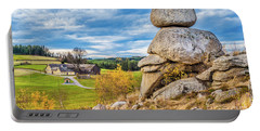 Waldviertel Portable Battery Charger by JR Photography