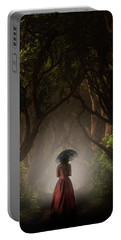 Walk In The Magic Forrest Portable Battery Charger