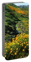 Portable Battery Charger featuring the photograph Walker Canyon Vista by Glenn McCarthy Art and Photography