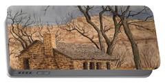 Walker Homestead In Escalante Canyon Portable Battery Charger