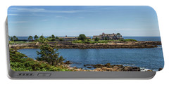 Walkers Point Kennebunkport Maine Portable Battery Charger