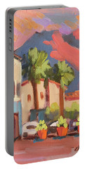 Walking Area In Old Town La Quinta Portable Battery Charger