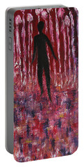 Walking Away Portable Battery Charger