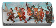 Walking Musicians Portable Battery Charger