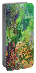Walking With The Forest Spirits Part I Portable Battery Charger