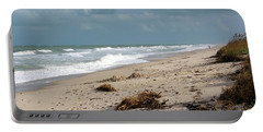 Walks On The Beach Portable Battery Charger