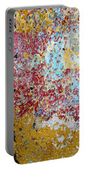 Wall Abstract 123 Portable Battery Charger
