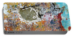 Wall Abstract 196 Portable Battery Charger