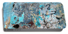 Wall Abstract 211 Portable Battery Charger