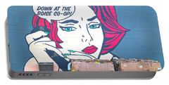 Wall Art Portable Battery Charger
