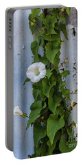 Wall Flower Portable Battery Charger